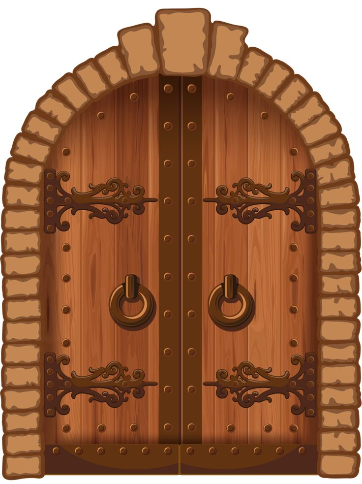 Brown clipart gate Яндекс best stencils Фотках images