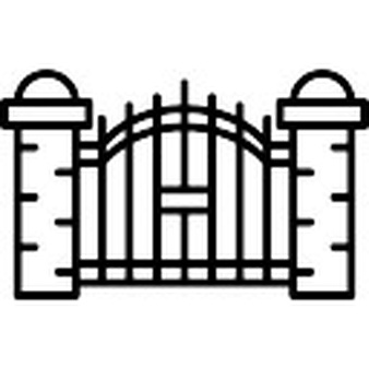 Gate clipart cemetery gates Cemetery Download Free Photo Gates