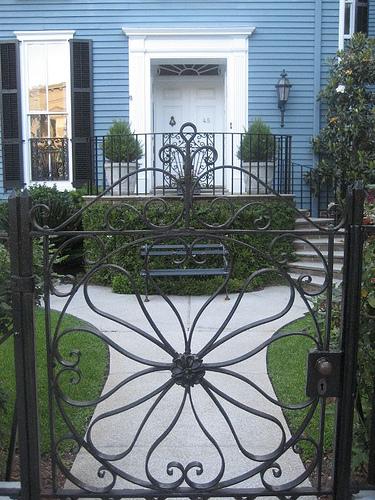 Gate clipart charleston sc Iron of Things That Charleston