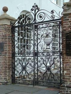 Gate clipart charleston sc Charleston Watermark designed by Charleston
