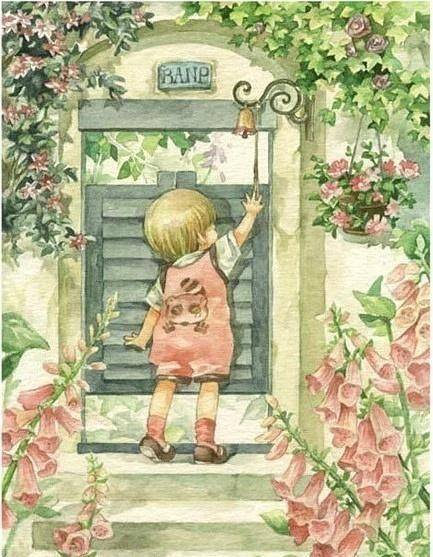 Gate clipart child garden Book child Pinterest  best