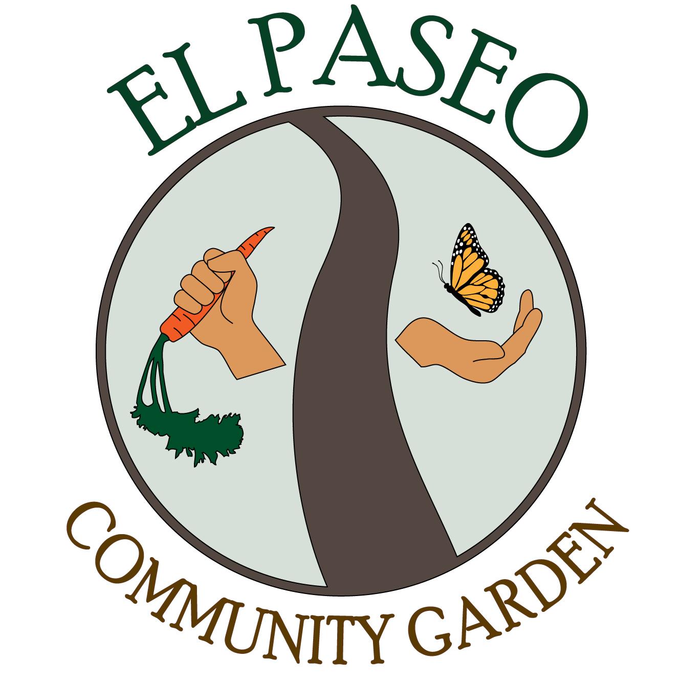 Gate clipart community garden Paseo Community El Community Paseo