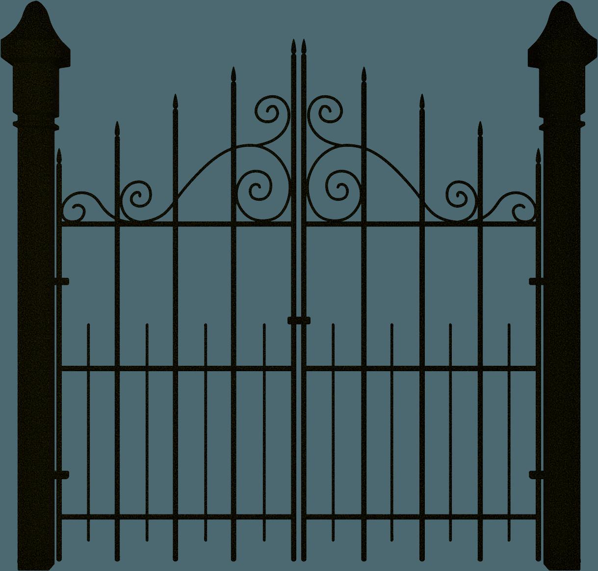 Gate clipart cute Gate Gate Clipart Spooky Clipart