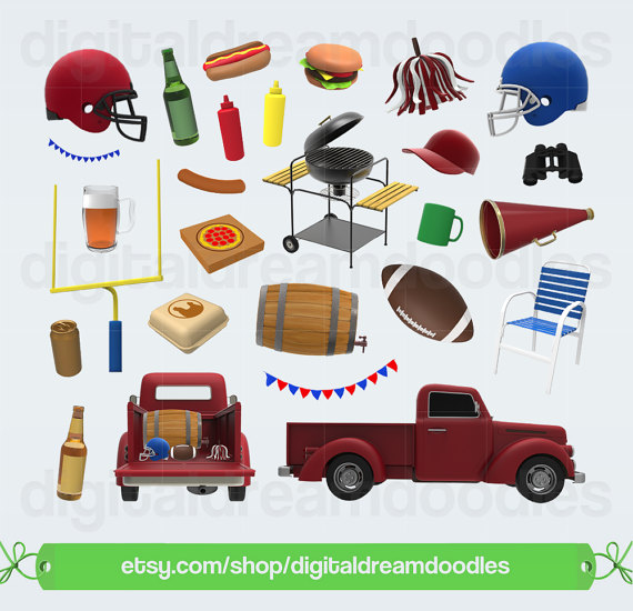 Barbecue clipart tailgate Graphic Clip BBQ Party Barbecue