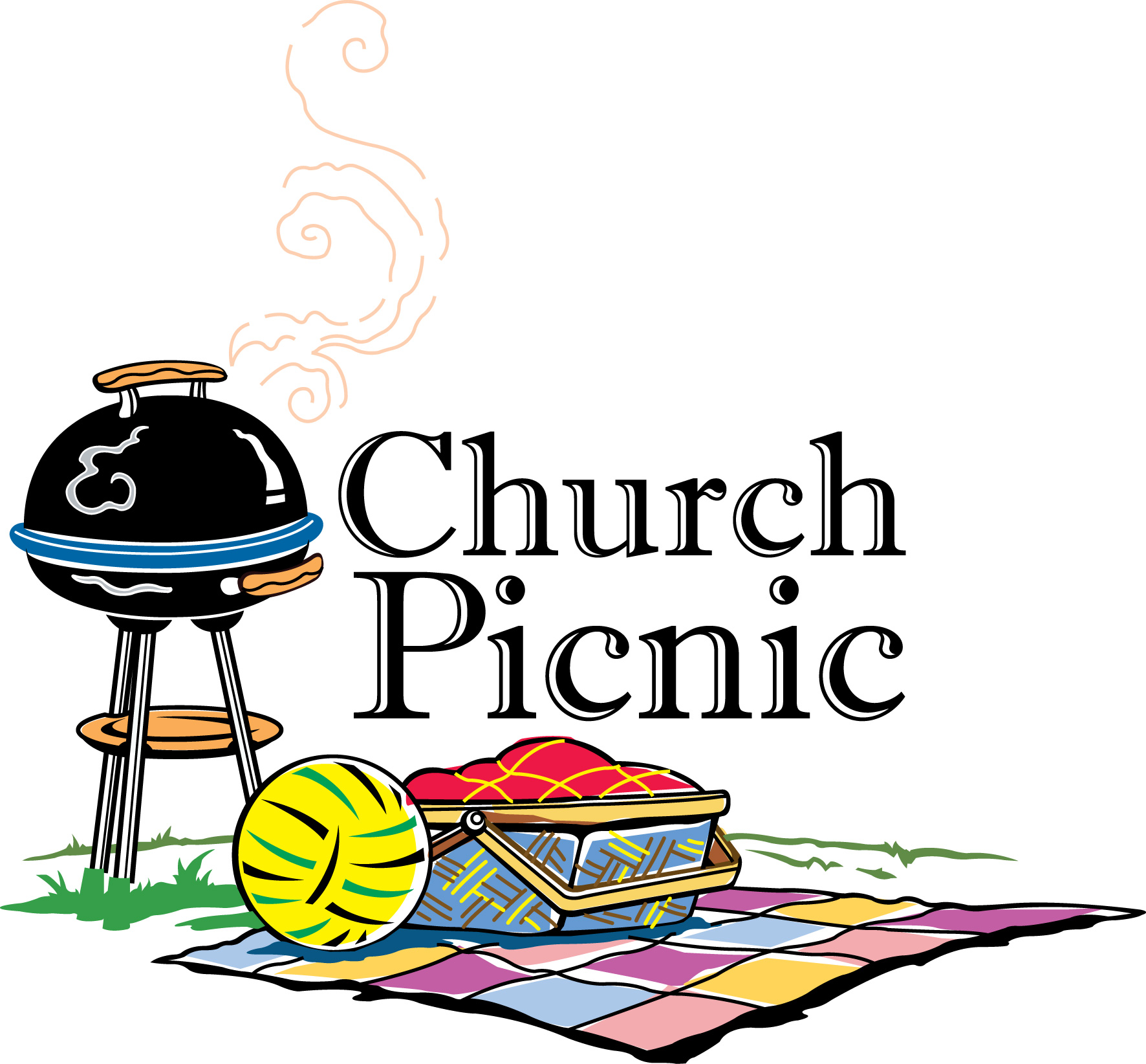 Saying clipart picnic #2