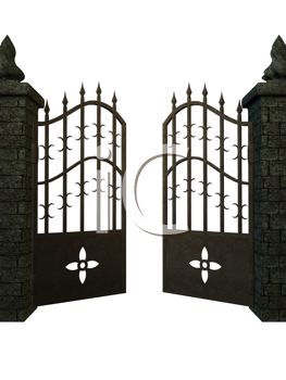 Heaven clipart school gate Picture Clipart Freeclipart gate +