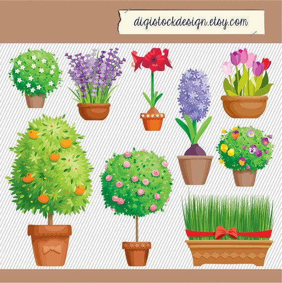 Gate clipart flower bed Flower Flower Flower Pinterest Best