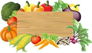 Gate clipart food garden Garden Cliparts Garden Vegetable Free