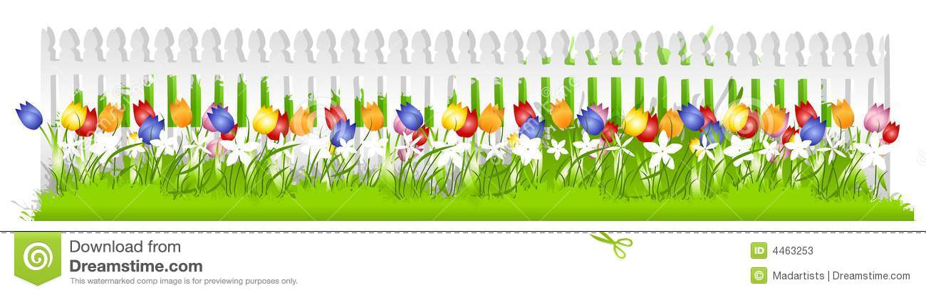 Background clipart fence Border Fence Fence Picket cliparts