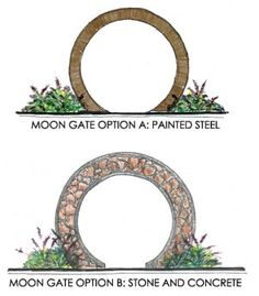 Gate clipart garden frame V3 Grange Flower com tncms