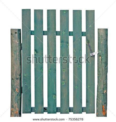 Gate clipart garden plot Entrance Fence Gate Wooden WOODEN