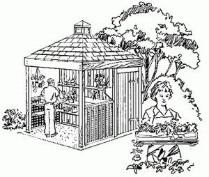 Gate clipart garden shed Shed/garage Building Pinterest garden this