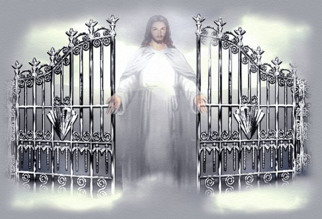 Gate clipart god Once That Open Open Gates