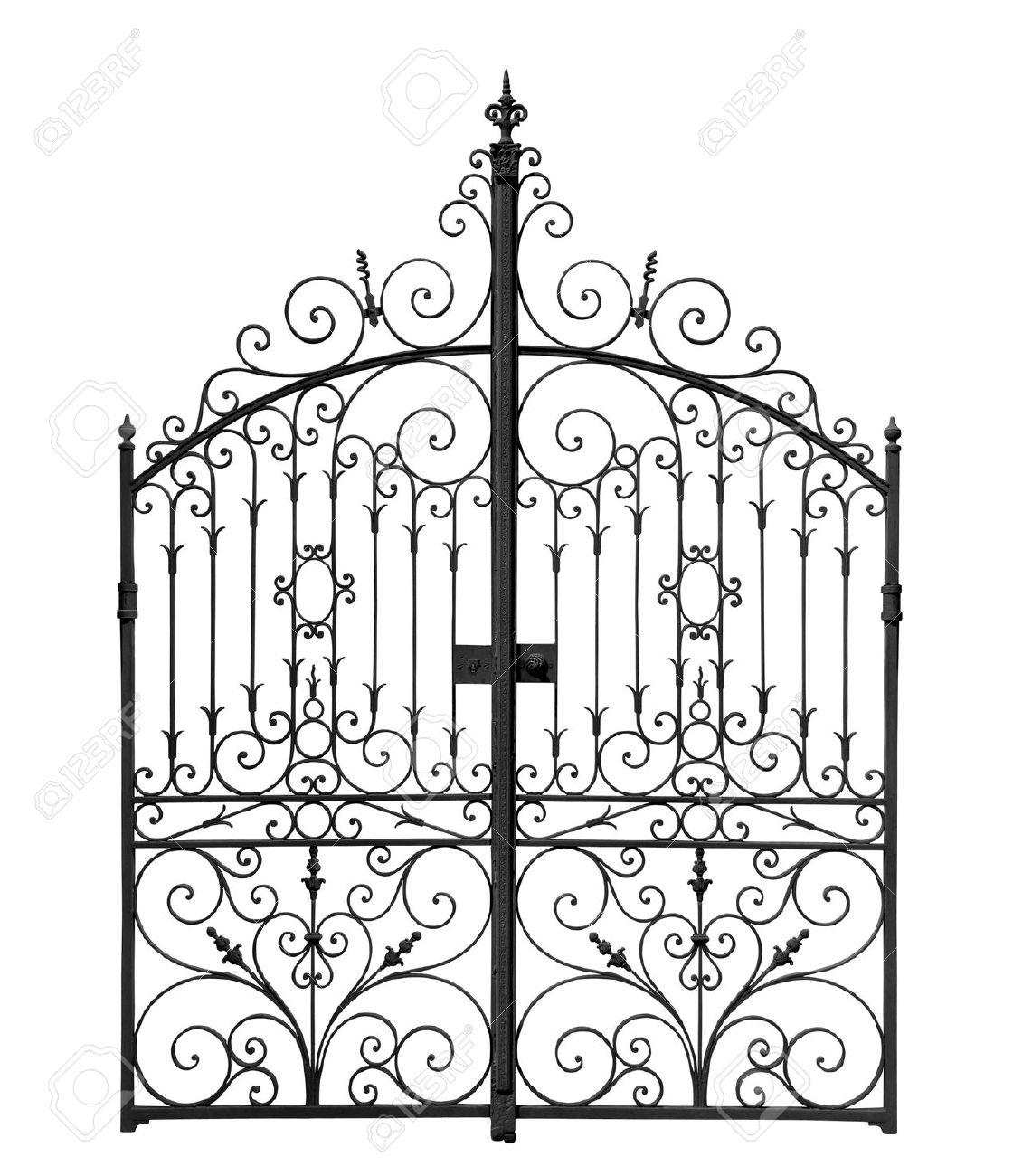 Gate clipart graveyard Gate clipart Cemetery Clipground gate
