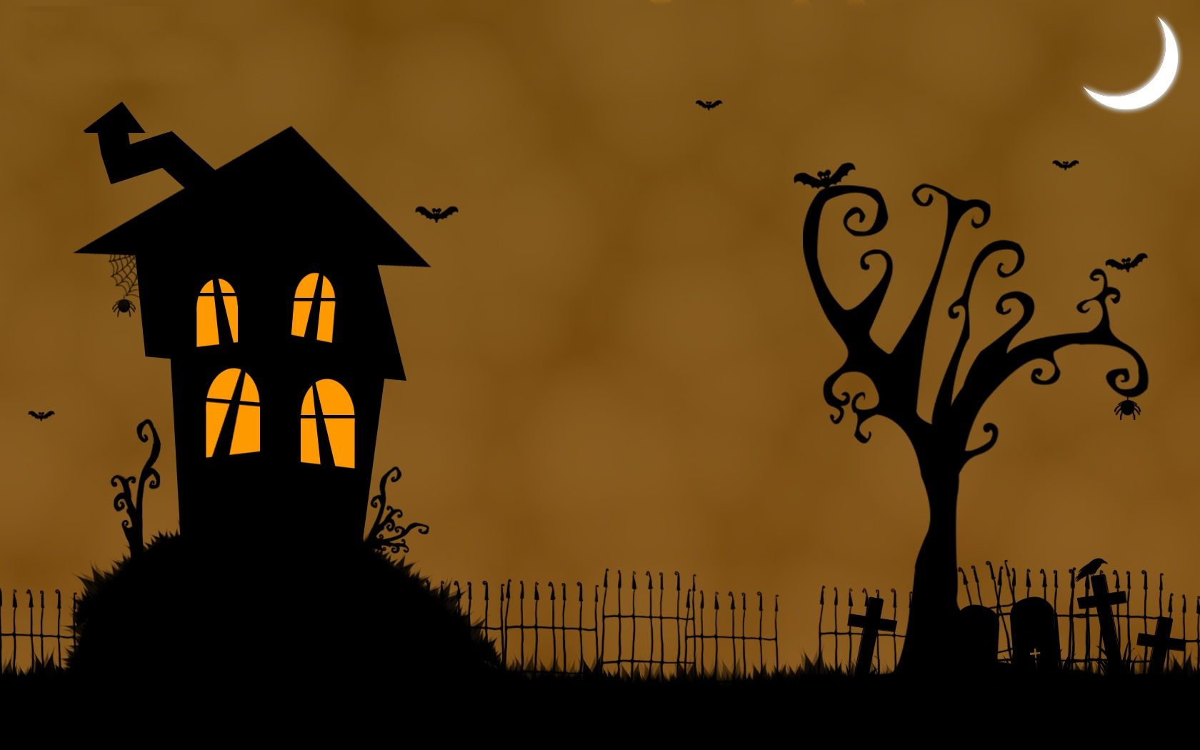 Haunted clipart background Backgrounds Wallpapers Wallpaper Hd Wallpaper