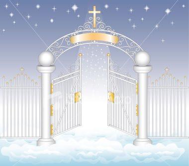 Gate clipart heavenly gate Gates nice heaven's heaven gate