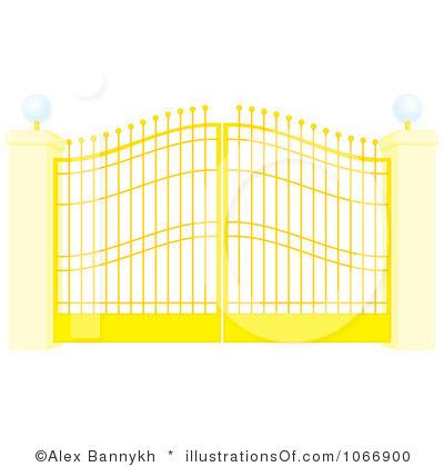 Gate clipart heavenly gate Panda Clipart Gate Clipart Free