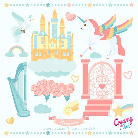 Gate clipart heaven's gate Clip Digital / Clipart