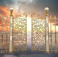 Gate clipart heaven's gate Gates Pearly Pinterest In
