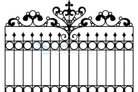 Gate clipart iron gate Gate Iron gates design Images