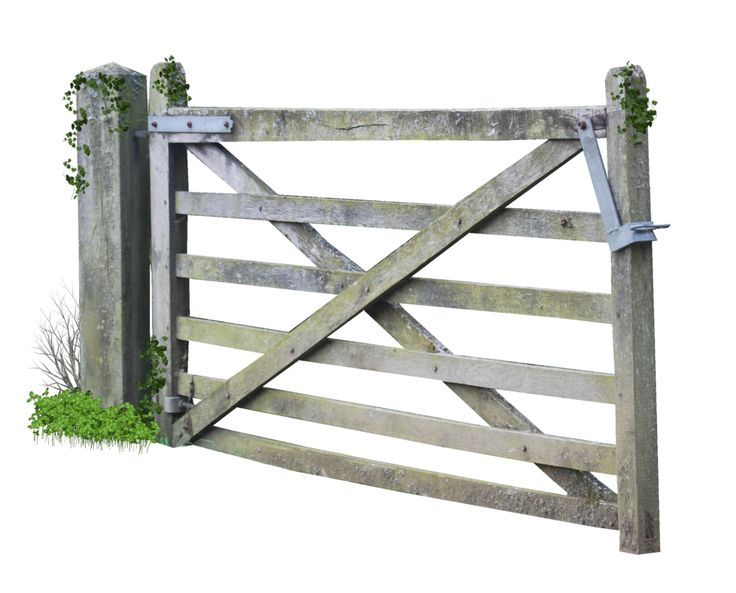 Barn clipart gate Wooden farm Fence Gate clip