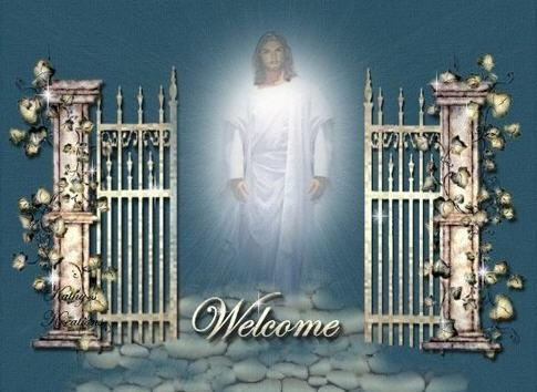Heaven clipart pearly gates Say Spirit Gates Heaven the