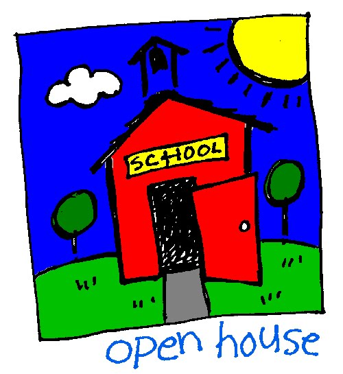 Gate clipart open house Partin News Home Latest Elementary