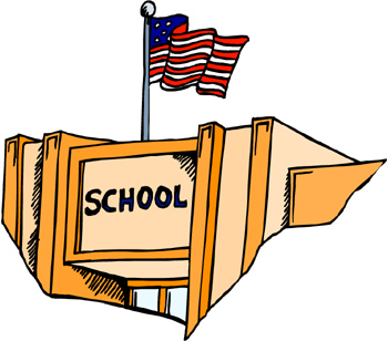 Place clipart middle school #2
