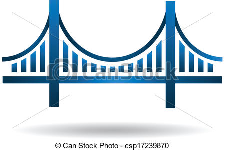 Golden Gate clipart brooklyn bridge #block #building  #business Transportation