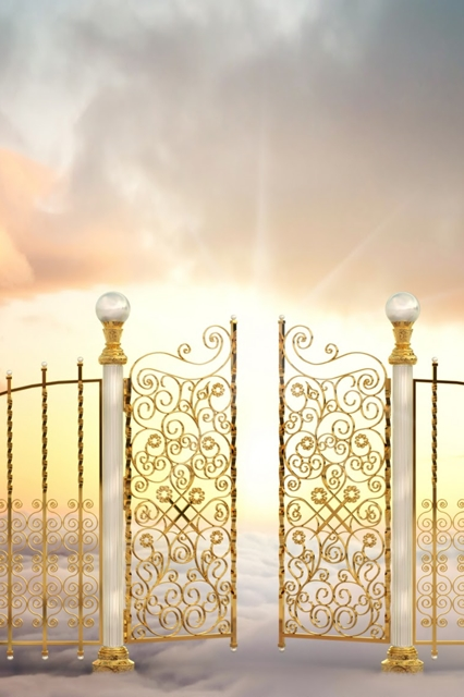 Heaven clipart pearly gates Heaven Gates it Heaven