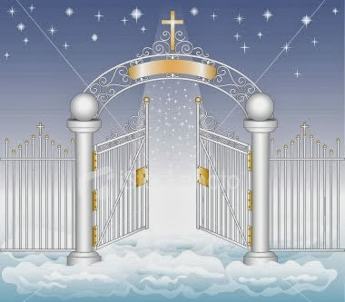 Heaven clipart pearly gates The and Carpenter of a