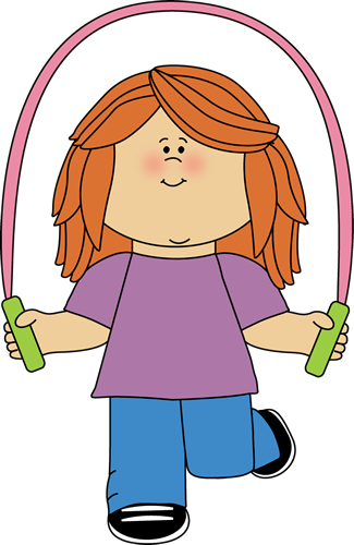 Woman clipart kid Art of Clipart rope Kids