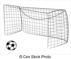 Gate clipart soccer And and ball gate gate