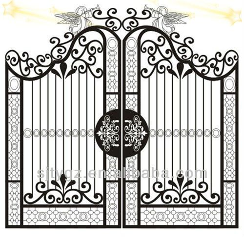 Gate clipart stell Search fancy Pinterest about FORGED