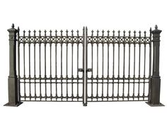 Gate clipart stell On gates on by camelfobia