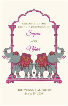 Bride clipart indian welcome #15