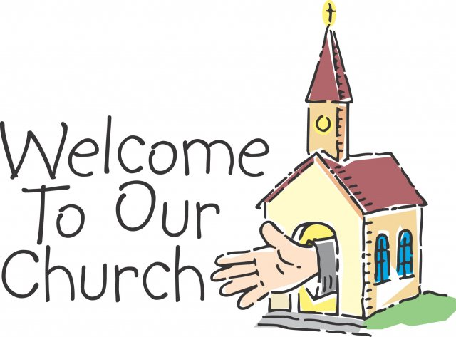 Gate clipart welcome visitor Pictures Welcome church visitor clipart