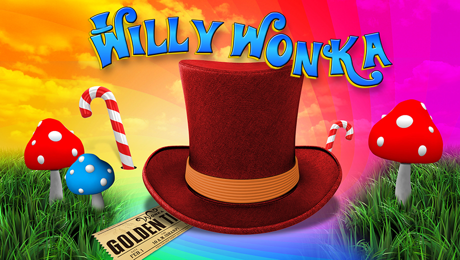 "Gate clipart wonka ""Willy Your Wonka"" We've Golden"