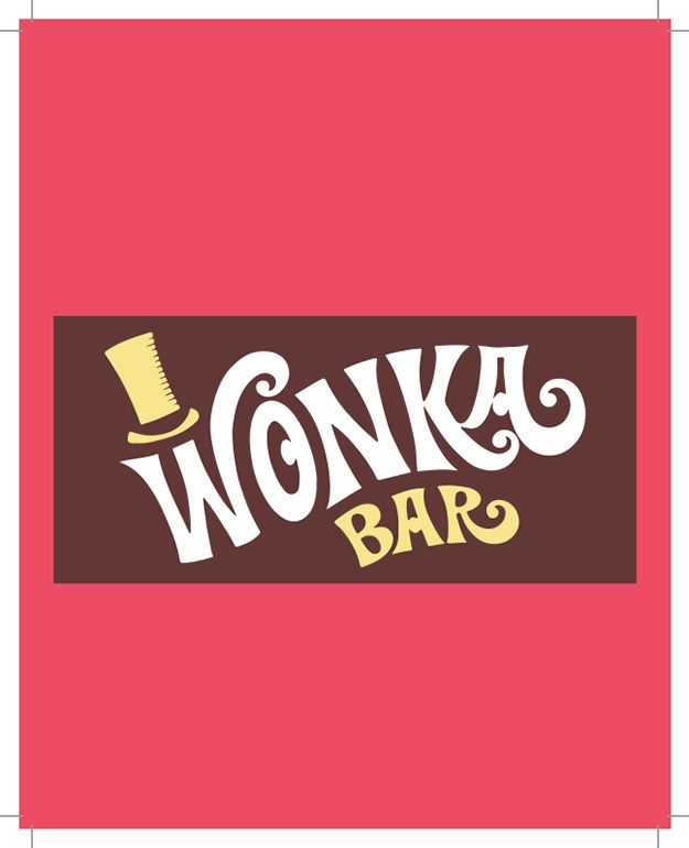 Gate clipart wonka Best chocolate Wrapper 25+ on