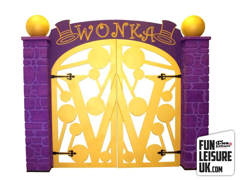 Gate clipart wonka Hire UK Chocolate Fun Willy