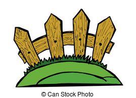 Gate clipart wood gate Farm Moon Gate and