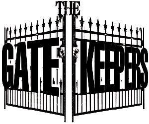 Gate Keeper clipart Has mass Online  communication