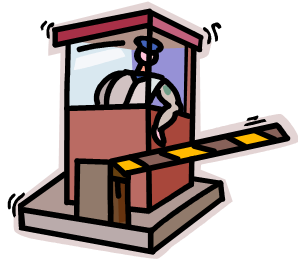 Gate Keeper clipart Posted doing After publishing the