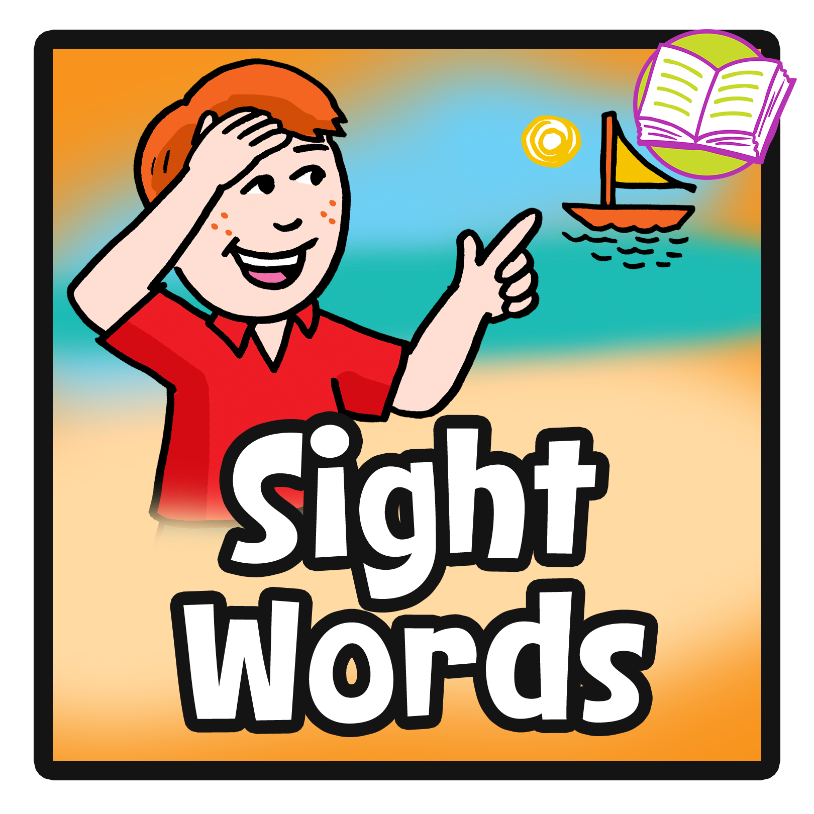Word clipart sight word Cliparts Zone collection Cliparts Sight