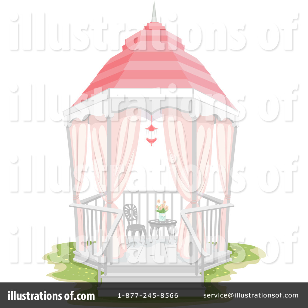 Gazebo clipart By Clipart Illustration #1255787 Design