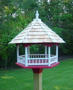 Gazebo clipart amish Garden by Feeder Mounted Plans