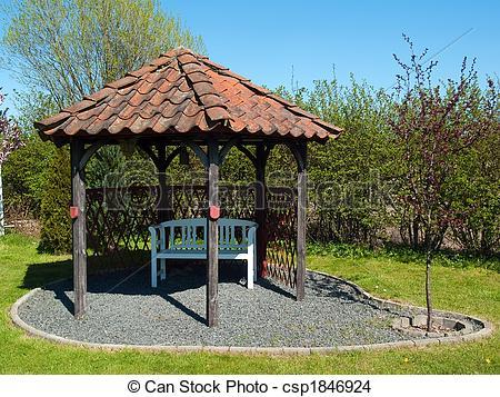 Gazebo clipart pavilion Gazebo csp1846924 home Beautiful pavilion