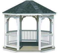 Gazebo clipart Free plans plans gazebo building