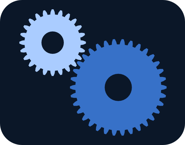 Gears clipart animation Art Clker gears Animated collection