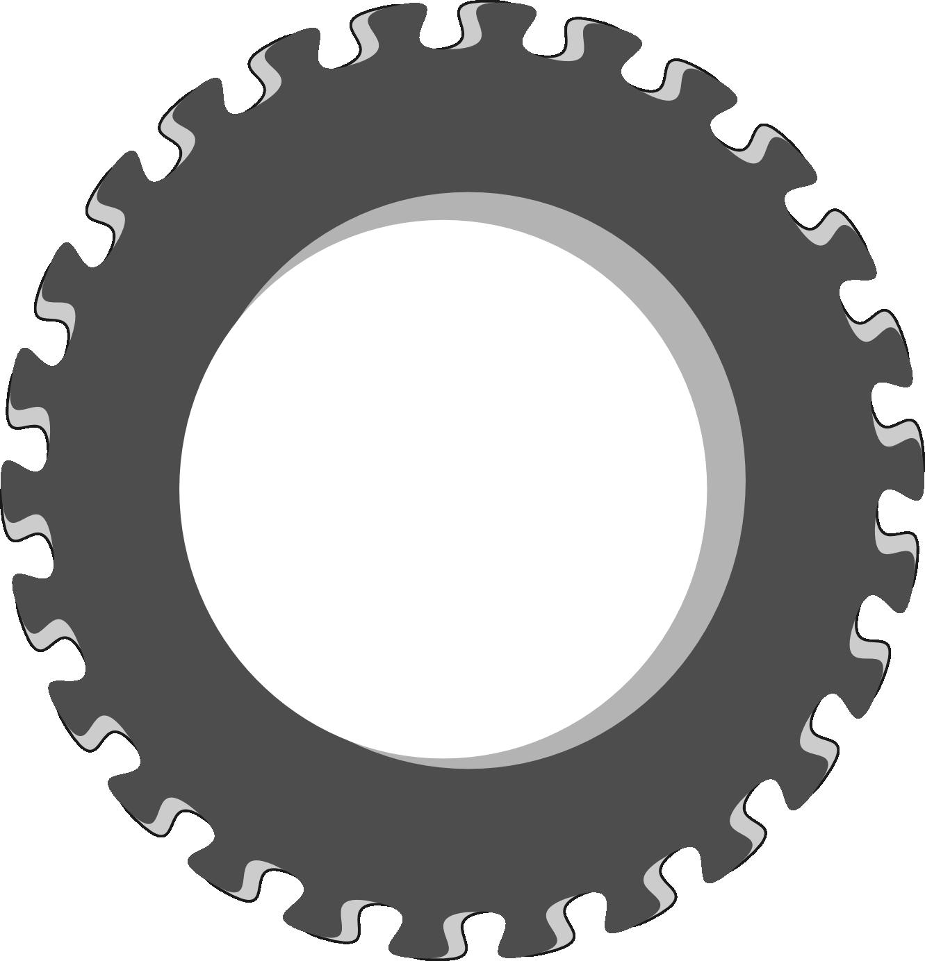 Gears clipart bike part Gear — Clipart of Gear